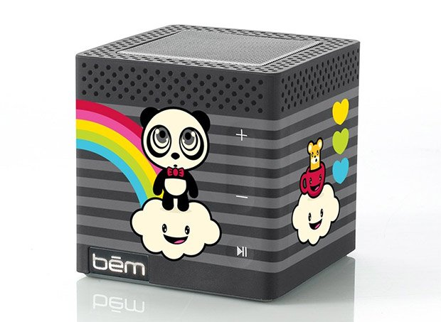 bēm x The Public Zoo Bluetooth Speakers: Cute Critters and Happy Sounds