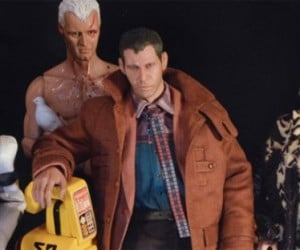 Custom Blade Runner Action Figures: Wake up, Time to Play