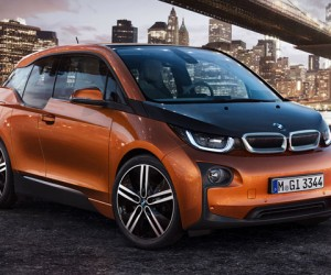 2014 BMW i3 Electric Car: Never Buy Gas Again!