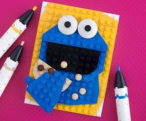brick sketches lego portraits by chris mcveigh powerpig 9 300x250