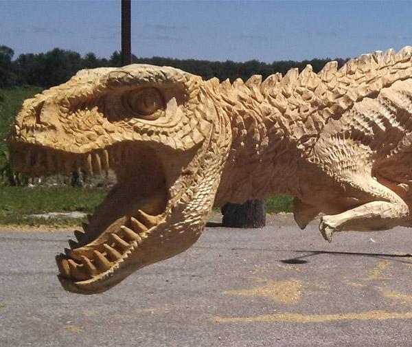 carved dino 2