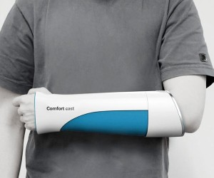 Comfort Cast Makes Broken Arms Look Almost Desireable