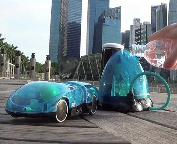 I H2go R C Car Runs On Hydrogen Fuel Technabob