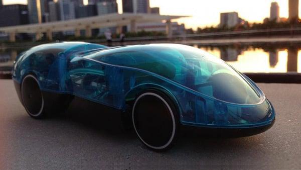 i-H2GO R/C Car Runs on Hydrogen Fuel