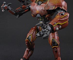 custom crimson typhoon pacific rim action figure by jin saotome 3 300x250