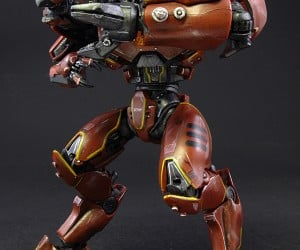 custom crimson typhoon pacific rim action figure by jin saotome 4 300x250