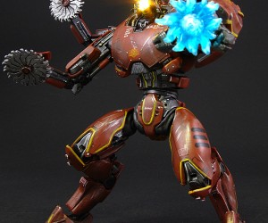 custom crimson typhoon pacific rim action figure by jin saotome 7 300x250