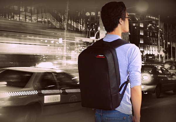 Das Keyboard HackShield Bag & Wallet Keeps Thieves & Hackers at Bay
