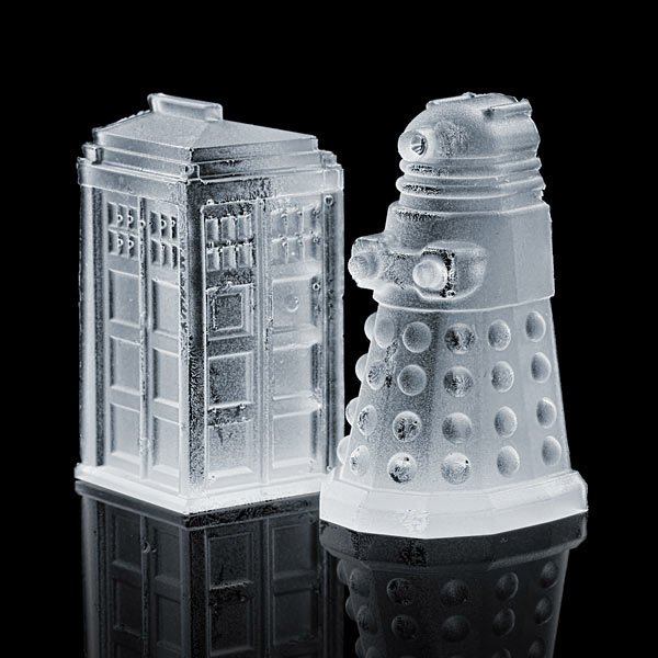 doctor who ice cubes 1