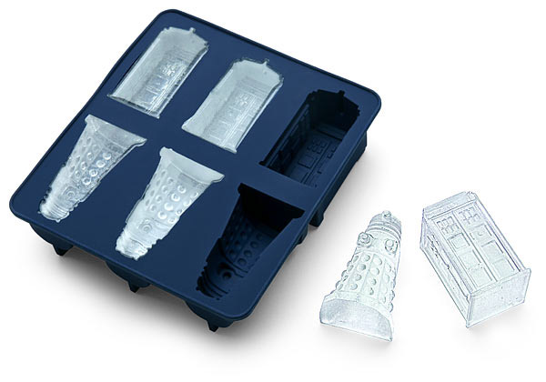 doctor who ice cubes 2