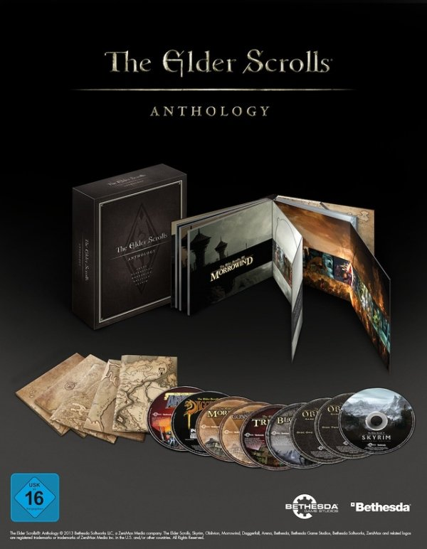 elder scrolls anthology1