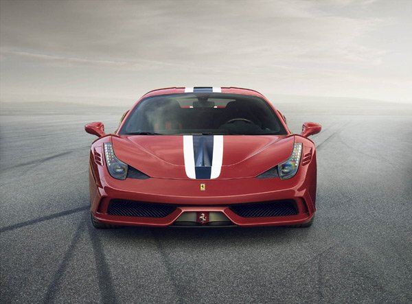 Ferrari 458 Speciale: Making the Italia Even More Special(e)