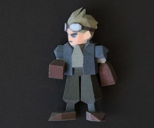 final fantasy vii 3d printed figurines by Joaquin Baldwin 11 300x250