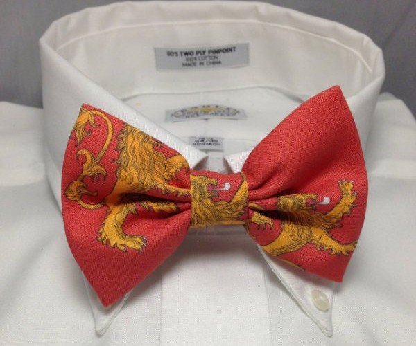 Game Of Thrones House Sigil Bow Ties: Game of Bows