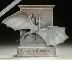 Game of Thrones Season 3 Limited-Edition Box Set: We Found One of Daenerys' Dragons