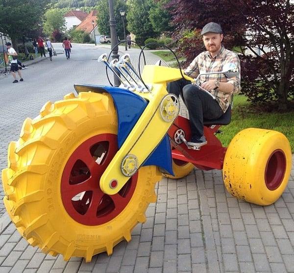 giant big wheel
