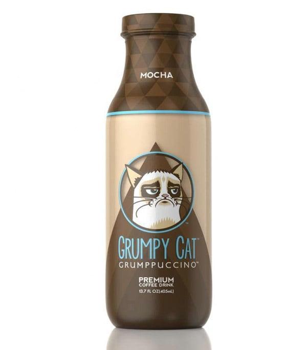 grumpy cat grumppuccino drink