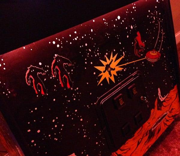 hue lightstrips arcade