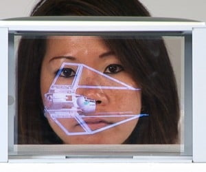 i-Lusio Turns Tablets into Hologram Simulators