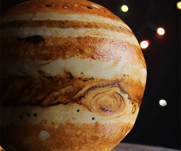 Jupiter Cake is out of this World
