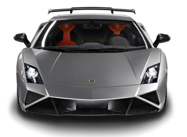 lamborghini gallardo lp 570-4 squadra corse front photo