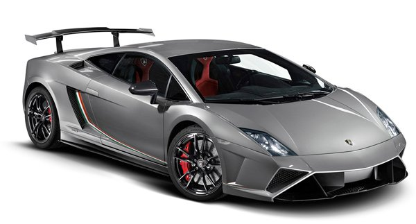 2014 Lamborghini Gallardo LP 570-4 Squadra Corse: Lighten up, Lambo!