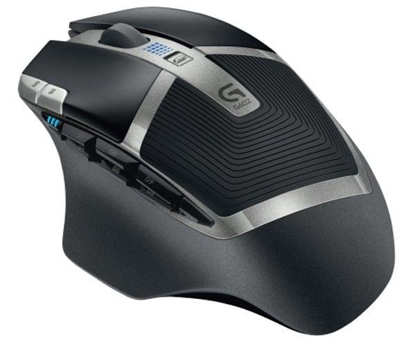 Logitech G602 Wireless Gaming Mouse Runs 125 Hours on Single AA Battery