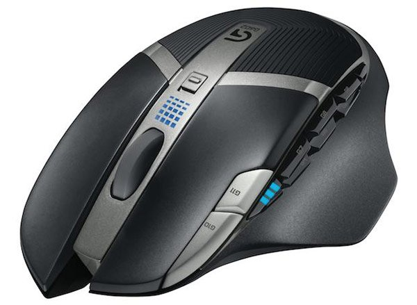 logitech g602 top mouse photo