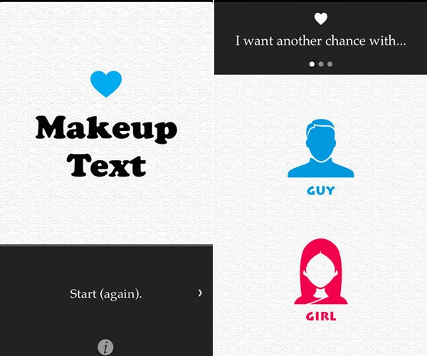Regretting the Breakup App? There's an App for That!