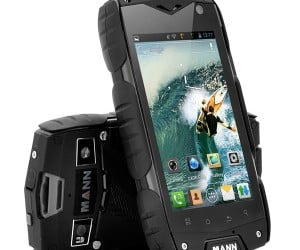 Mann A18 Rugged Android Smartphone: A Truly Mannly Phone