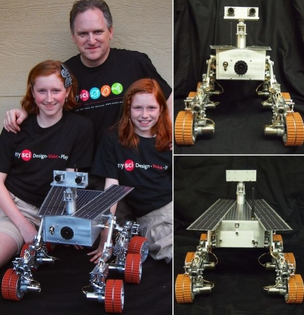 mars rover rc