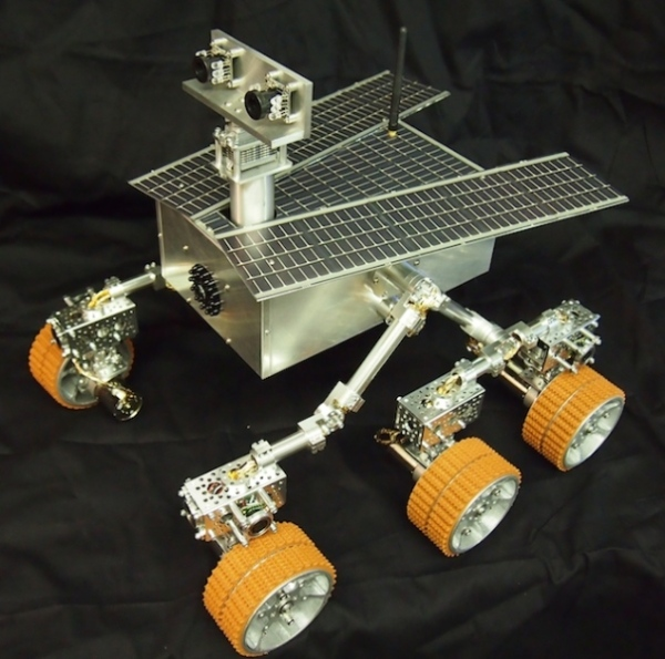 mars rover rc1