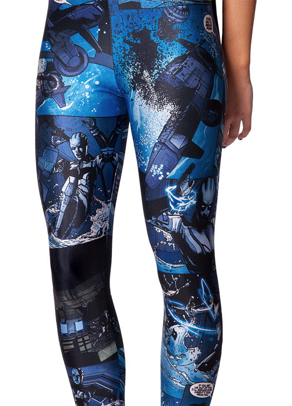 Black Milk Mass Effect Clothing: The Sexiest Clothes In