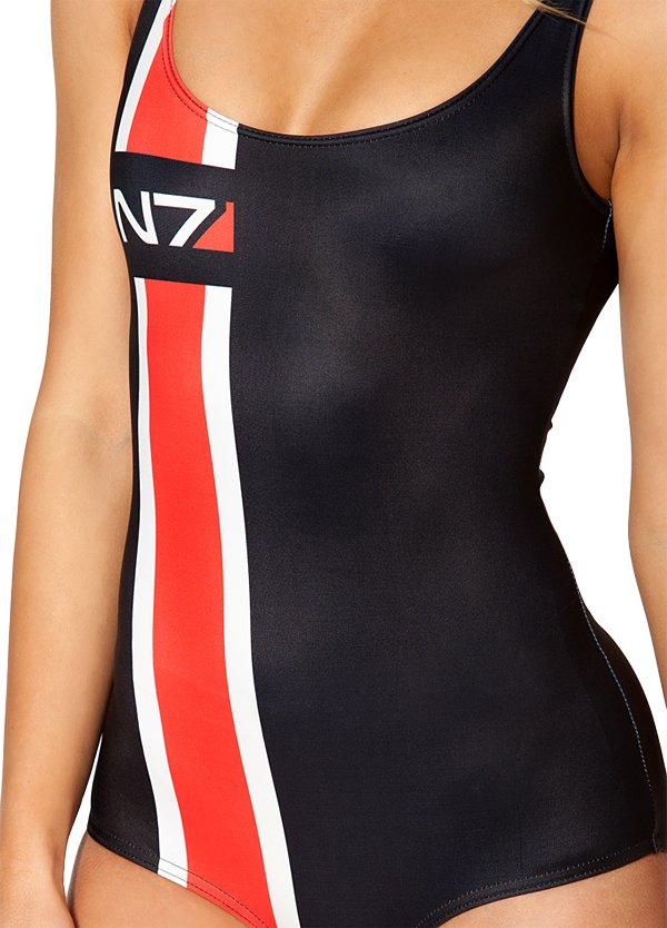 Black Milk Mass Effect Clothing: The Sexiest Clothes in the Citadel - Technabob