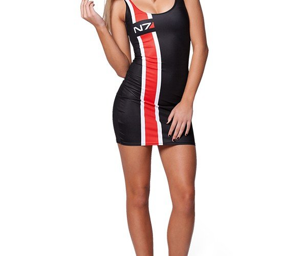 Black Milk Mass Effect Clothing: The Sexiest Clothes in the Citadel