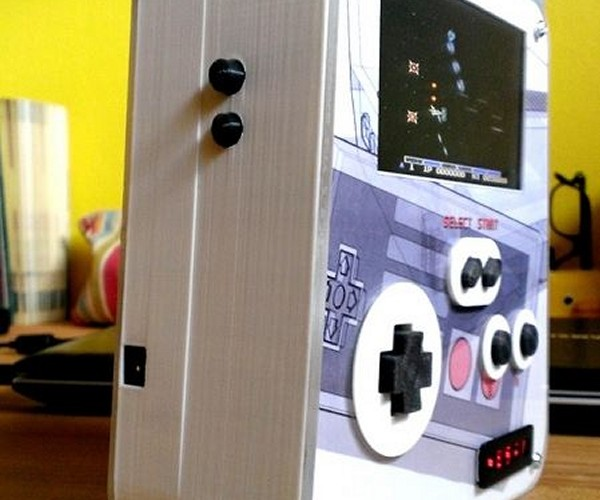 NESPo: The 3D-printed NES Portable