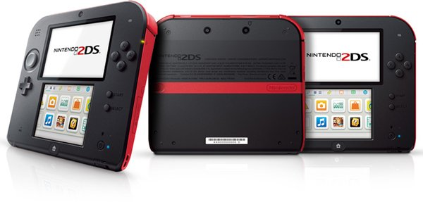 Nintendo 2DS Announced: It's Just Like the 3DS, Except It's More Confusing