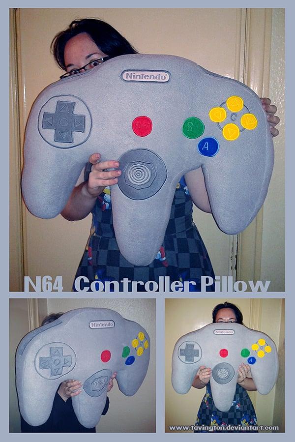 nintendo-64-n64-controller-pillow-by-donna-marie-evans-tavington