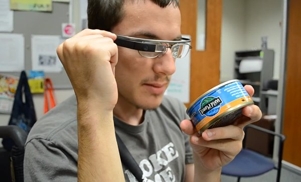 "OpenGlass Uses Google Glass to Help the Blind ""See"""