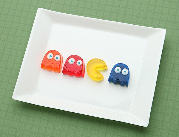 pac man ice tray 2