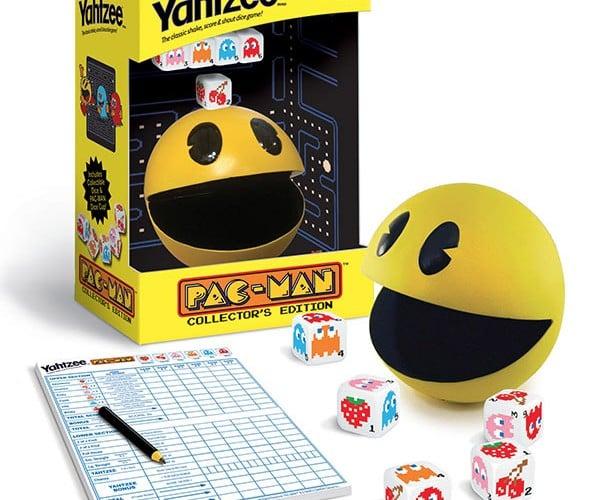 Pac-Man Yahtzee… It's Driving Me Crazy