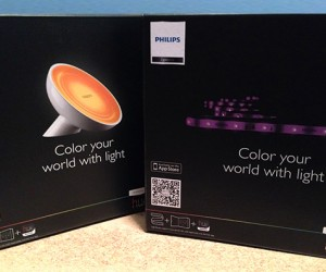 Philips Hue Lightstrips and Bloom: An Eyes-on Review