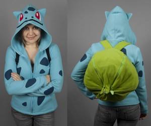 Fan Made Pokémon Hoodies: What? Sweater is Evolving!