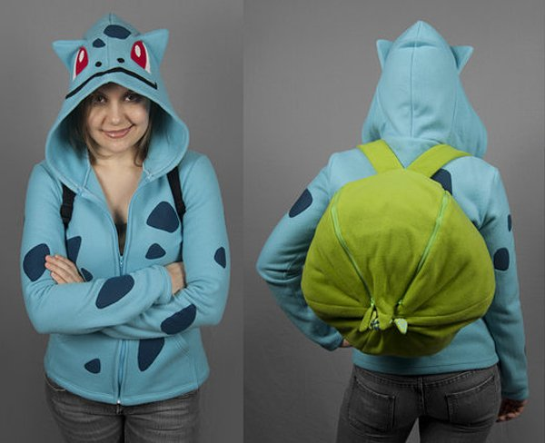 Pokemon hoodies