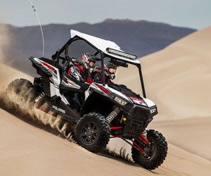 2014 Polaris RZR XP 1000 ATV: Ridin' Dirty