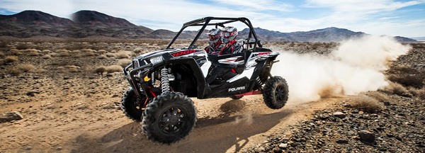 polaris rzr xp 1000 dune buggy in action photo