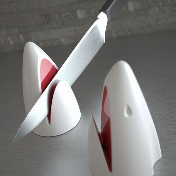 shark knife sharpener