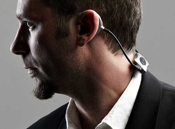 Sound Band Open Ear Bluetooth Headset: Noise-allowing Headset