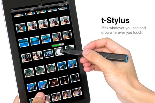 Tagtal tStylus Has Drag & Drop Copy & Paste: What You See is What You Copy