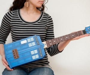 TARDIS Ukulele: More Musical on the Inside